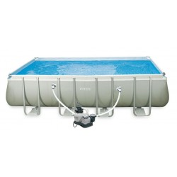 Piscina Intex Ultra Frame 549 x 274 x 132cm