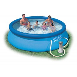 Piscina Intex Easy Set 396x84cm
