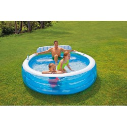 Piscina Intex Swim Center™ Family Lounge Pool