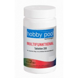 Tablete multifunctionale 1kg Hobby Pool Germania