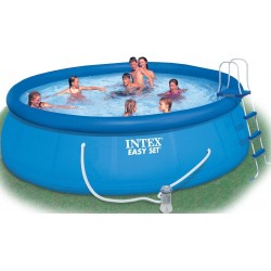 Piscina Intex Easy Set 457x122cm