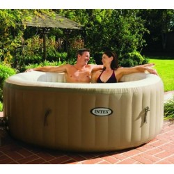 Piscina jacuzzi Intex Purespa Bubble Therapy