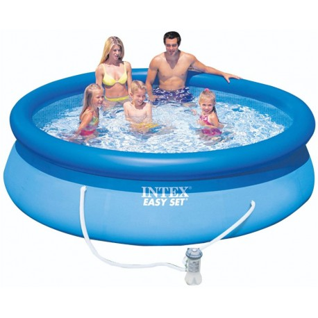 Piscina Intex Easy Set 457 cm x 84cm