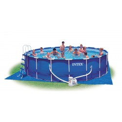Piscina Intex Metal Frame 549x122 cm