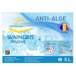 Anti-alge Waincris Piscine 5 litri