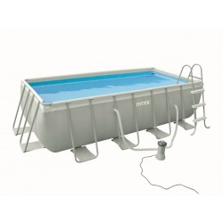 Piscina Intex Ultra Frame 400x 200 x 100cm