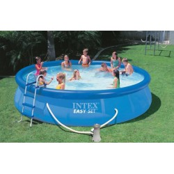 Piscina Intex Easy Set 457x84cm