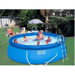 Piscina Intex Easy Set 457x107cm