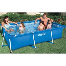 Piscina Intex Rectangular Frame 300x200x75 cm