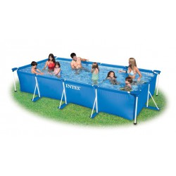 Piscina Intex Rectangular Frame 450x220x84 cm