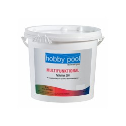 Tablete multifunctionale 5kg Hobby Pool Germania