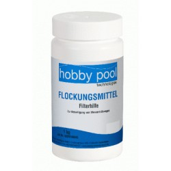 Floculant piscine 1kg Hobby Pool Germania