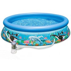 Piscina Intex Ocean Reef 305x76cm