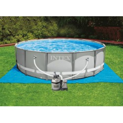 Piscina Intex Ultra Frame 549x132cm
