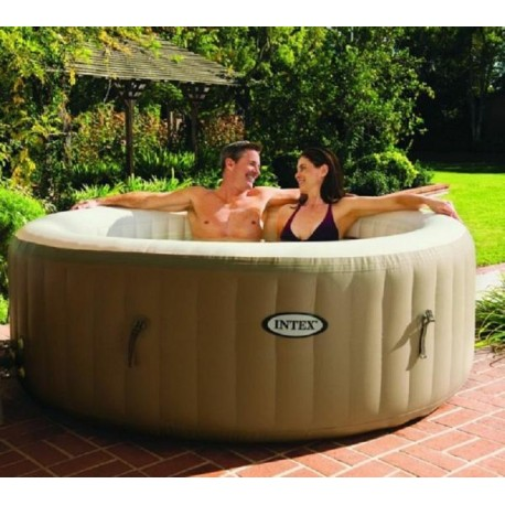 Piscina jacuzzi Intex Spa Purespa Bubble Therapy