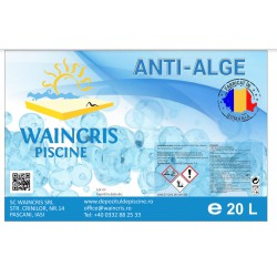 Anti-alge Waincris Piscine 20 litri