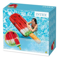 Saltea gonflabila Intex WATERMELON POPSICLE FLOAT