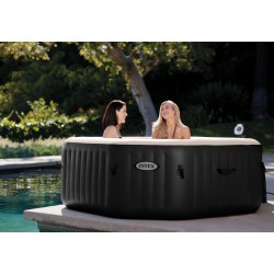 Piscina jacuzzi gonflabil Intex Jet & Bubble Deluxe 28454