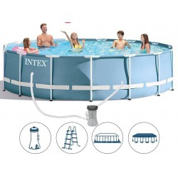 Piscina Intex Prism Frame 457 x 107cm