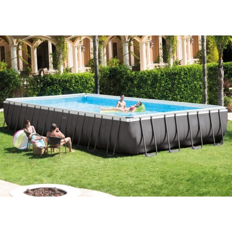 Piscina INTEX ULTRA XTR FRAME 975 X 488 X 132cm