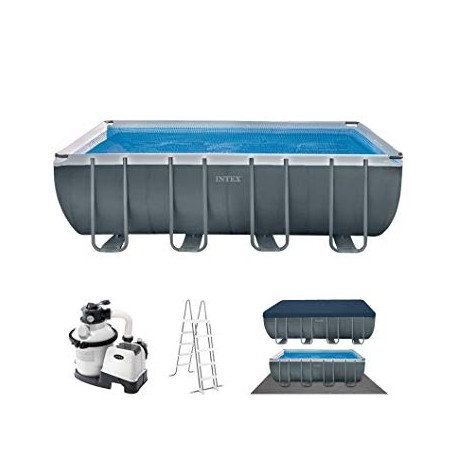 Piscina supraterana INTEX ULTRA XTR RECTANGULAR FRAME 549 X 274 X 132cm