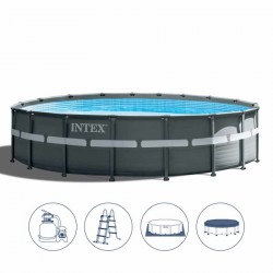 Piscina INTEX ULTRA XTR FRAME 549 X 132cm
