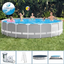 Piscina Intex Prism Frame 610x132cm
