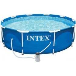 Piscina Intex Metal Frame 305 x 76cm