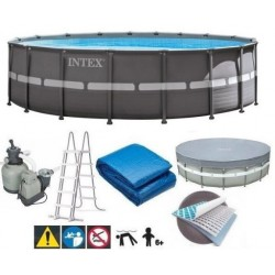 Piscina INTEX ULTRA XTR 549 X 132cm
