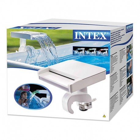 Cascada led multicolor INTEX 28090
