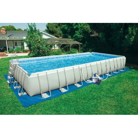 Piscina Intex Ultra Frame 975 x 488 x 132cm