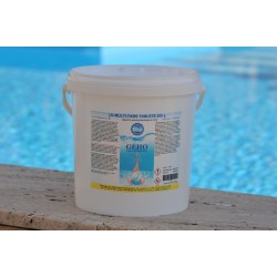 Tablete multifunctionale piscine 5 kg Geho